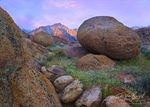Granite Boulders, Alabama Hills, California