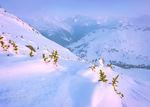 Winter, Marriott Basin, Joffre Massif