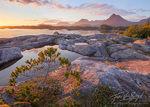 Sunset, Chichagof Island, Southeast Alaska