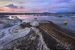 Salt Flats, Mono Lake, California