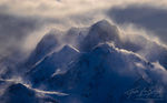 Winter Storm, Sierra Nevada, California
