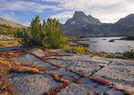 Banner Peak, Thousand Island Lake, Sierra Nevada