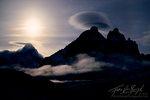 Lenticular Clouds, Torres del Paine, Patagonia