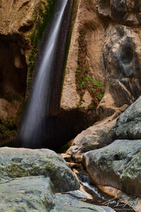 Darwin Falls Oasis, Death Valley National Park, California, desert water, paradise, waterfall