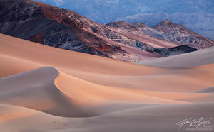 Sand Dunes, Death Valley National Park, California, sandscape, sensual