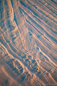 Sand Abstract, White Sands National Monument, New Mexico, birth of sandstone, petrified dunes