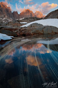 Palisade Basin, Sierra Nevada, California, palisade pollens, kings canyon national park, dusy basin, thunderbolt peak, n