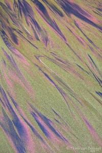Green and Pink Sand, Olympic National Park, Washington, Sand Art, Coast