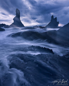 Storm on the Coast, Olympic National Park, Washington, Poseidon's Wrath, wave