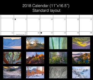 2018 Calendar (11