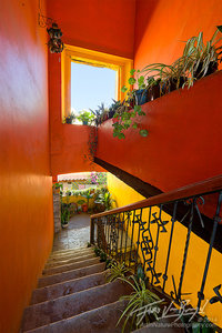 Colorful Oaxaca, Sunshine, Mexico