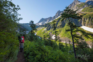 Ptarmigan Traverse, Cascades, Northwest