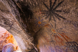 Petroglyphs, Anza-Borrego State Park, California