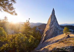 Rocky Spire, Cascades, Washington