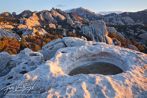 Silent City of Rocks, Granite Boulders, Idaho