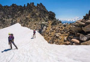 Ptarmigan Traverse, Cascades, Pacific Northwest