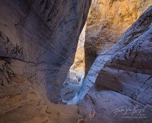Slot Canyon, Death Valley National Park, California