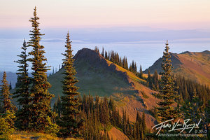Deer Park, Olympic National Park, Washington