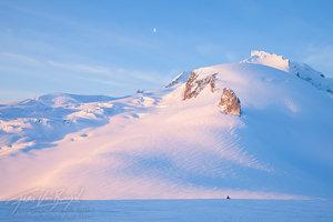 Garibaldi Neve Glacier, Garibaldi Provincial Park, Canada
