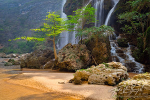 Selva el Ocote, Waterfall, Beaches
