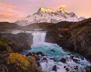 Salto Grande, Torres del Paine, Patagonia