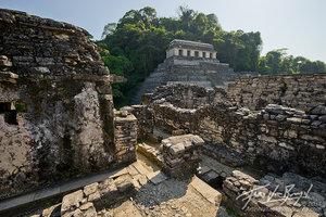 Palenque, Maya Ruins, Chiapas