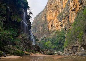 Rio la Venta, Chiapas, Mexico