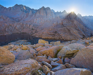 Sierra Crest, Sunshine, Granite