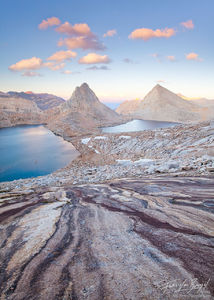 Granite Mountains, High Sierra, California
