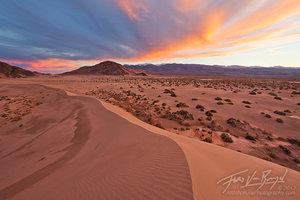 Sunset Dunes, Death Valley National Park, California