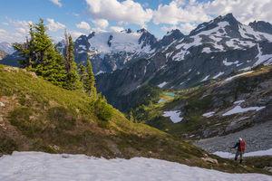 Ptarmigan Traverse, Cascades, Pacific Northwest