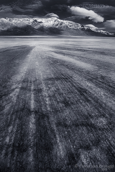 Ice on the Alvord Desert, Near Steens Mountain, Oregon, skate to the steens, alvord desert, , photo
