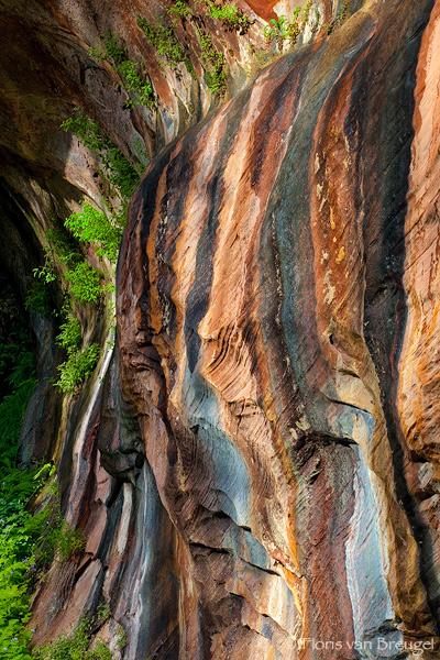West Fork Redrock, Oak Creek Sedona, Arizona, redrock rainbows, , photo