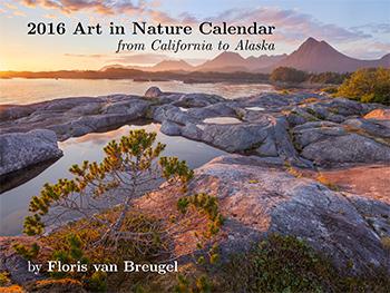 2016 Calendar by Floris van Breugel