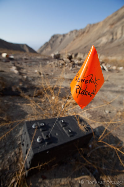 Removal Planned, Death Valley National Park, California, photo