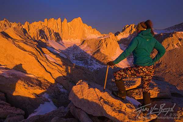 Mt Whitney, Tights, Thor Peak
