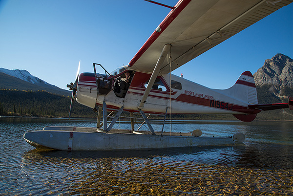 Float Plane, Brooks Range Aviation, Alaska