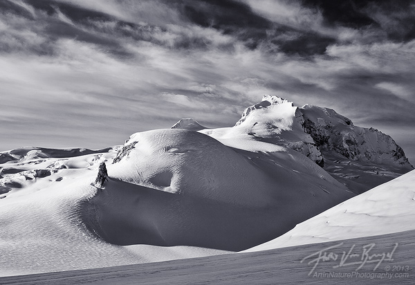 Mount Garibaldi, Garibaldi Provincial Park, British Columbia