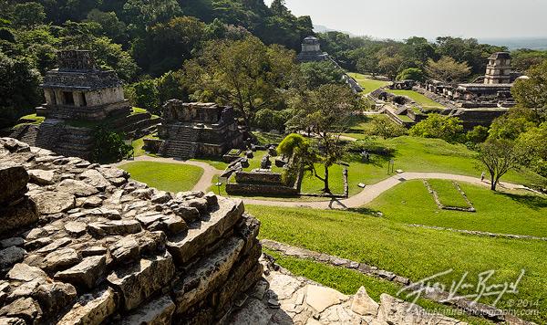 Palenque Maya Ruins, Chiapas, Mexico