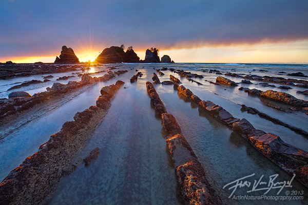 Shi Shi Beach, Olympic National Park, Washington