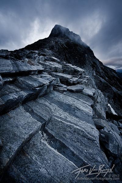 Luna Peak, Picket Range, North Cascades