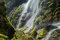 Cascadas de Musgo print