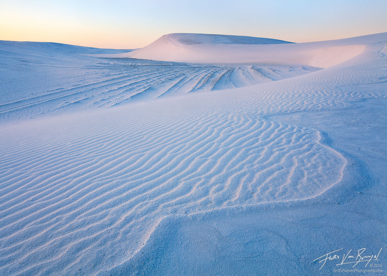 Gypsum Dunes, White Sands National Monument, New Mexico, sea of gypsum,, photo