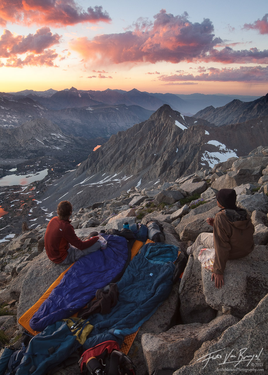 Mount Agassiz Summit Camp, Sierra Nevada, California, camp agassiz, bivy, john muir wilderness, photo