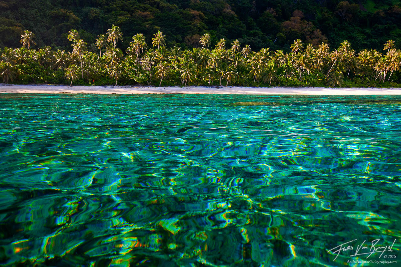 Aquamarine Lagoon, Ofu, American Samoa, tropical, swim, photo