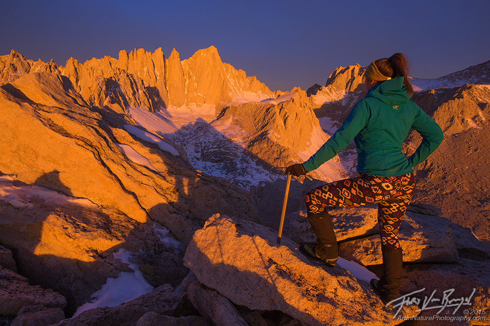 Mt Whitney, Tights, Thor Peak, photo
