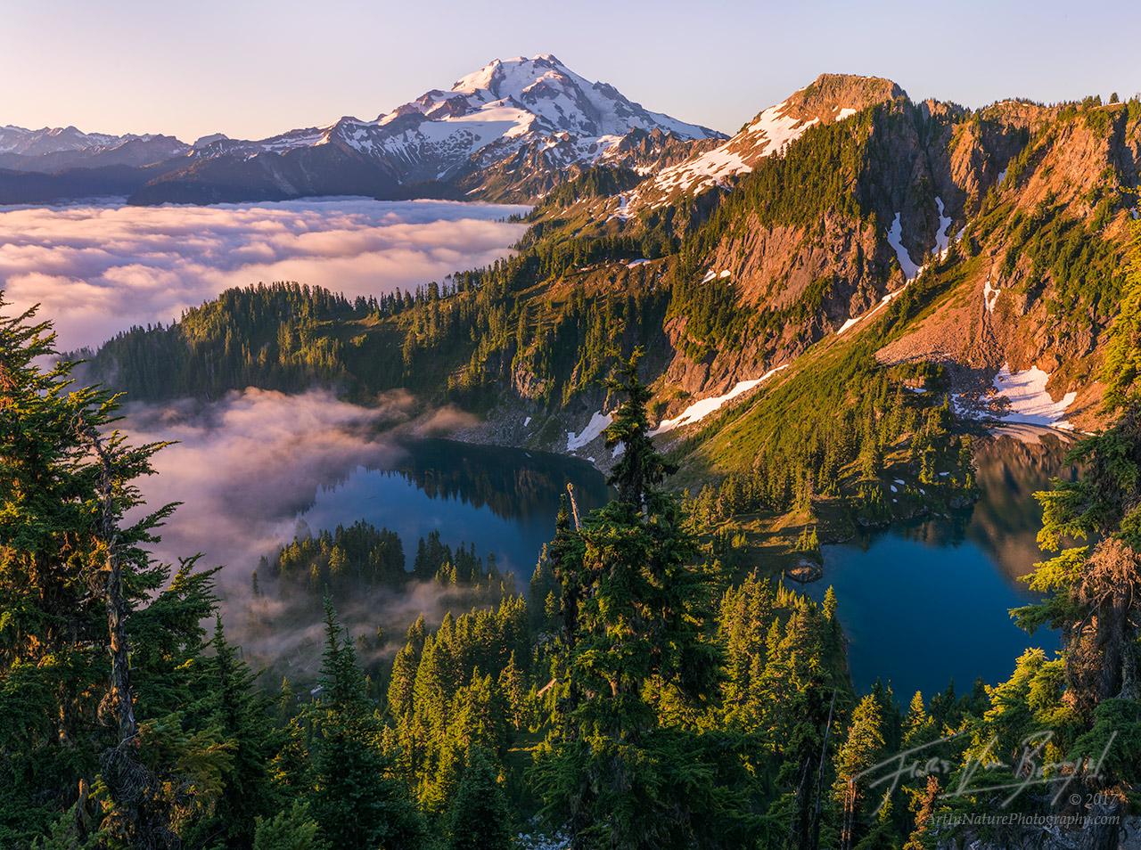 Alpine Lakes, Cascades, Mountains, photo