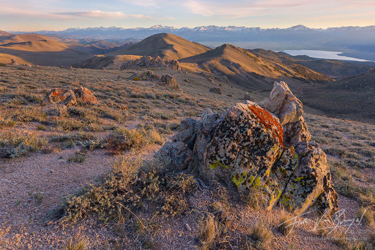 eastern sierra, rocks, open spaces