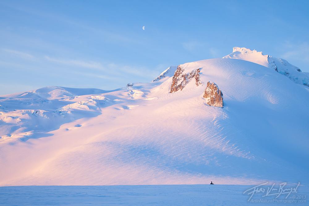 Garibaldi Neve Glacier, Garibaldi Provincial Park, Canada, photo