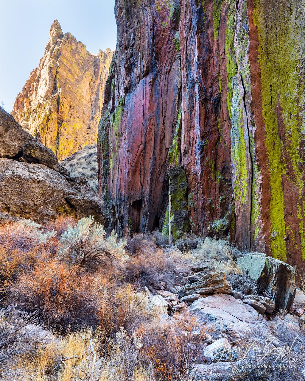 nevada, rocks, canyons, deserts, black rock desert , photo